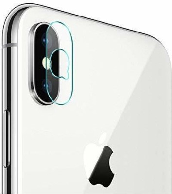 S-Softline Camera Lens Protector for Apple iPhone X(Pack of 1)