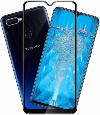 Brown Bee Edge To Edge Tempered Glass for Oppo F9, OPPO F9 Pro, Realme 2 Pro, Realme U1, Realme 3 Pro(Pack of 1)