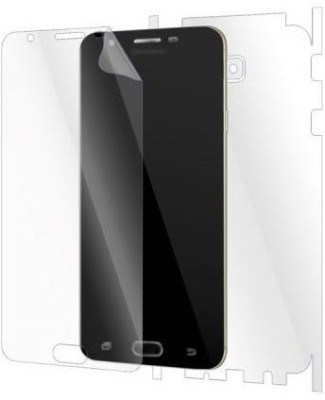 Mudshi Front and Back Screen Guard for Samsung Galaxy J7 Prime(Pack of 1)