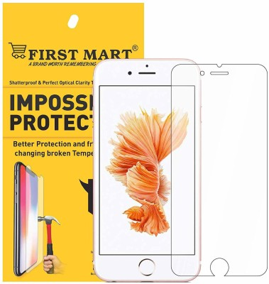 FIRST MART Impossible Screen Guard for Apple iPhone 6, Apple iPhone 6s, Apple iPhone 7, Apple iPhone 8(Pack of 1)