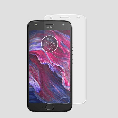 Tempered Glasses Impossible Screen Guard for Motorola Moto X4 Impossible(Pack of 1)
