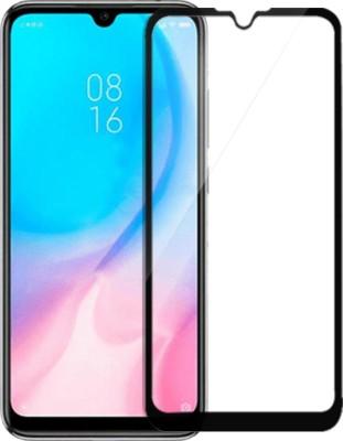 Bizone Edge To Edge Tempered Glass for Mi Redmi Note 8(Pack of 1)