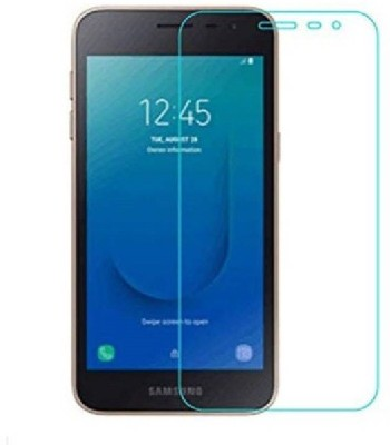 MudShi Impossible Screen Guard for Samsung Galaxy J2 Core(Pack of 1)
