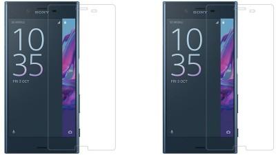 Trusta Screen Guard for Sony Xperia XA1 Ultra Dual(Pack of 2)