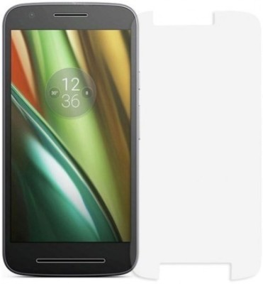 Phonicz Retails Impossible Screen Guard for Motorola Moto E (1st Gen)(Pack of 1)