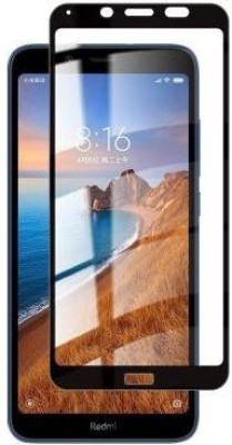 Flipkart SmartBuy Edge To Edge Tempered Glass for Mi Redmi 7A(Pack of 1)