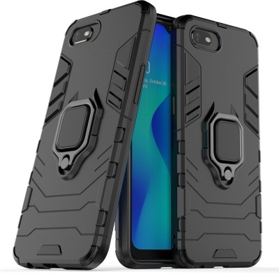 Wellpoint Back Cover for Realme C2, Plain, Case, Cover(Black)