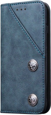 Heavy Duty Wallet Case Cover for Apple iPhone 6, Apple iPhone 6s(Black, Magnetic Case)