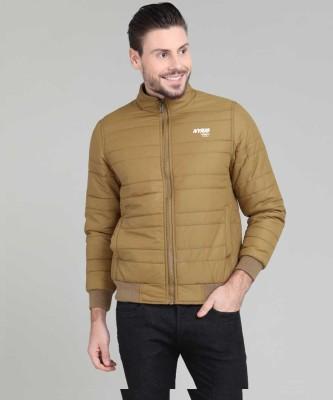 Fort Collins Full Sleeve Solid Men Jacket