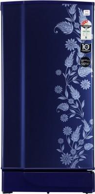 Godrej 190 L Direct Cool Single Door 3 Star (2019) Refrigerator(Royal Dermin, RD 1903 PT 3.2 DRM RYL)