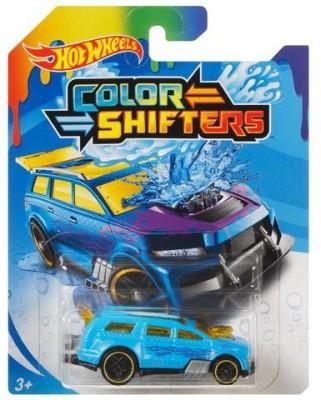 Hot Wheels 1:64 Color Shifters Vehicle Assortment Multicolor Hot Wheels Push   Pull Along