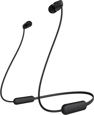 Sony WI-C200 Bluetooth Headset with Mic