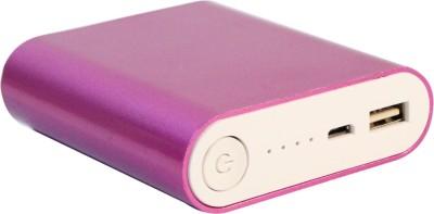King 15000 mAh Power Bank Pink, Lithium ion