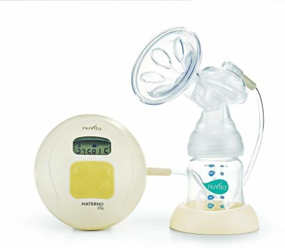 Nuvita Breast Pump With Anti Statis Function  - Electric(Multicolor)