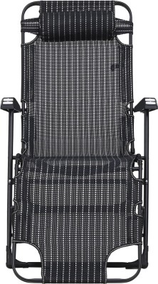 Woodness Metal Outdoor Chair(Black)