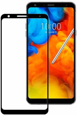 Snatchy Edge To Edge Tempered Glass for LG Q Stylus Plus(Pack of 1)