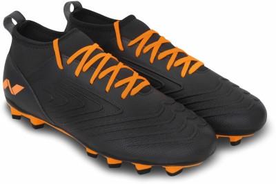 NIVIA Football Shoes For Men Black, Orange NIVIA Sports Shoes