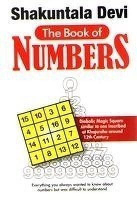 The Book of Numbers(English, Paperback, Shakuntala Devi)