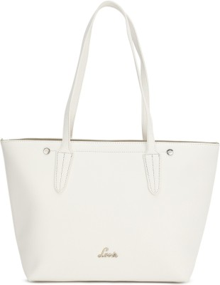 Lavie Women White Tote