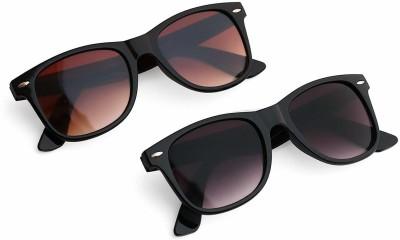 Riffko Wayfarer Sunglasses(For Boys & Girls)