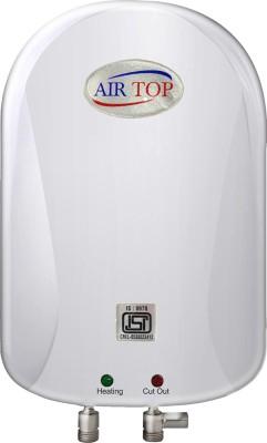 AIR TOP NEO Anti-Rust 3 L Storage Water Geyser (White)