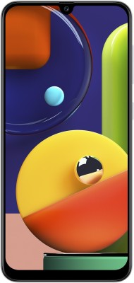 Samsung Galaxy A50s (Prism Crush White, 128 GB)(6 GB RAM)
