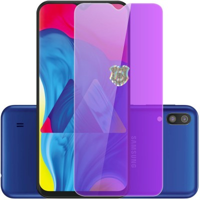 Case Creation Edge To Edge Tempered Glass for Samsung M30s(Pack of 1)
