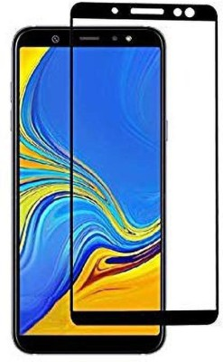 Tuta Tempered Edge To Edge Tempered Glass for Samsung Galaxy A7(Pack of 1)
