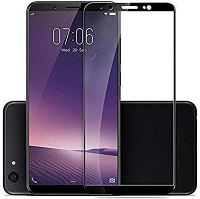 Tuta Tempered Edge To Edge Tempered Glass for VIVO Y71(Pack of 1)
