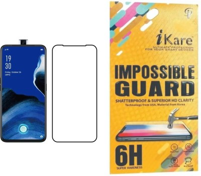 Rockjon Impossible Screen Guard for OPPO Reno 2z(Pack of 1)