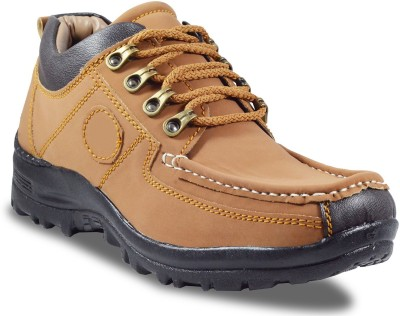 Rebelbe Outdoor Casual Boots for Mens Boots For Men(Tan)