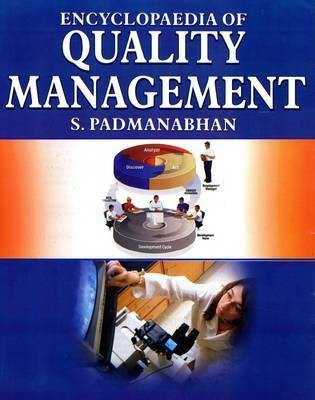 Encyclopaedia of Quality Management(English, Hardcover, Padmanabhan S.)