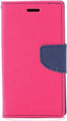 Bongga Flip Cover for Samsung Galaxy J7 Prime(Pink, Cases with Holder)