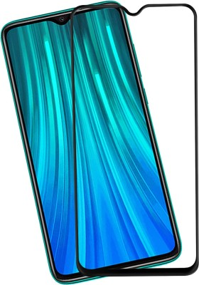 Karpine Edge To Edge Tempered Glass for Mi Redmi Note 8 Pro(Pack of 1)