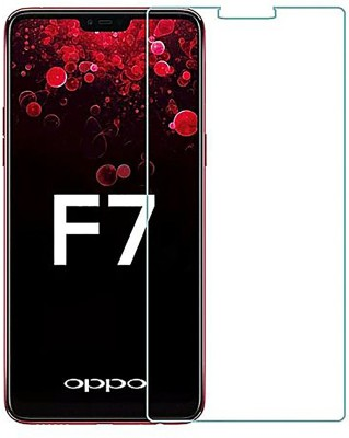 Rnr Shield Screen Guard for OPPO F7(Pack of 1)