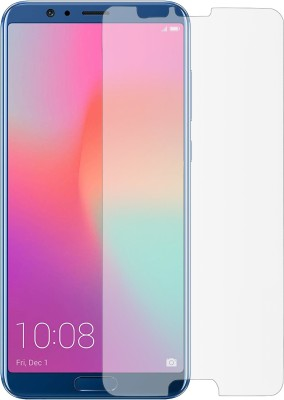 Rnr Shield Tempered Glass Guard for Honor View 10 Screen Shield(Pack of 1)