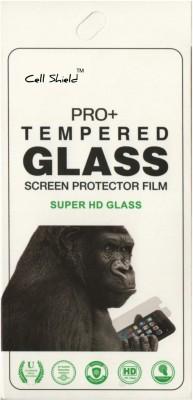 CELLSHIELD Tempered Glass Guard for Vivo Z1x(Pack of 1)