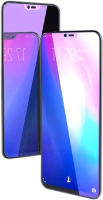 Case Designer Tempered Glass Guard for Vivo Z1x Tempered HD screen Scratch Protector -Blocks Excessive Harmful Blue Light(Pack of 1)
