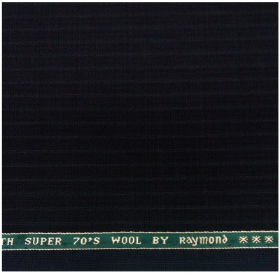 Raymond Wool Solid Trouser Fabric(Unstitched)