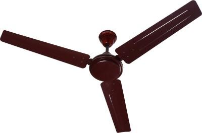 Crompton Sea Wind 1200 mm 3 Blade Ceiling Fan  (Lusture Brown, Pack of 1)