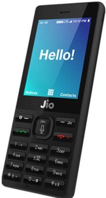 SHAKU Impossible Screen Guard for Jio Phone 1(Pack of 1)