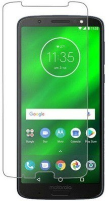 Tuchcare Tempered Glass Guard for Motorola Moto G6 Plus, Motorola Moto G6, MOTOROLA G6 PLUS(Pack of 1)