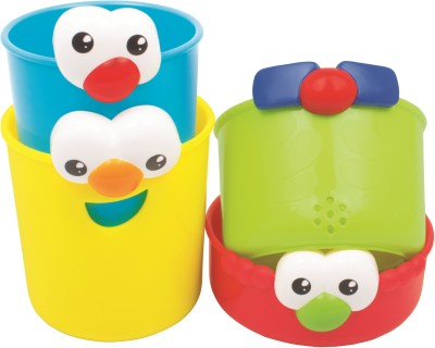 Giggles STACKING FACES , Stack   Scoop   pour for endless funtime activity Multicolor Giggles Blocks   Building Sets