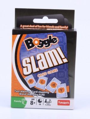Funskool Boggle Slam Card Game(Multicolor)