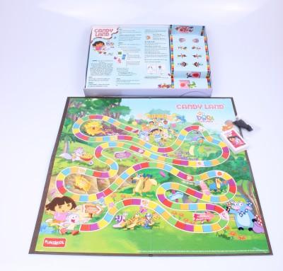 Funskool Dora the Explorer - Candy Land(Multicolor)