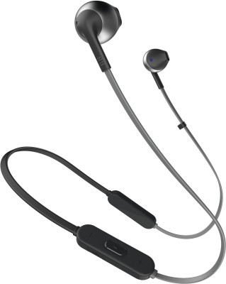 JBL **** Bluetooth Headset with Mic(Black, In the Ear)