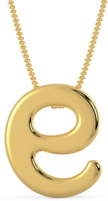 Malabar Gold and Diamonds MHAAAAA GBDJA 22kt Yellow Gold Pendant