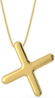 Malabar Gold and Diamonds MHAAAAA GBDHA 22kt Yellow Gold Pendant Malabar Gold and Diamonds Pendants   Lockets