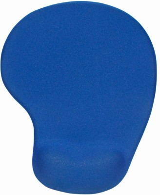 Flipkart SmartBuy Mouse Pad with Non-Slip PU Pads for Computers Mousepad(Blue)