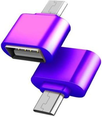 DOLEVAS USB OTG Adapter Pack of 2